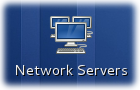 Network Servers icon on the desktop